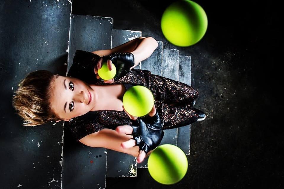 LE CIRQUE WORLD'S TOP PERFOMER SARA' ALLA GRANA PADANO ARENA IN DICEMBRE
