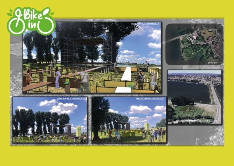 Presentato il cartellone dell'Estate a Mantova all'Arena Bike-in