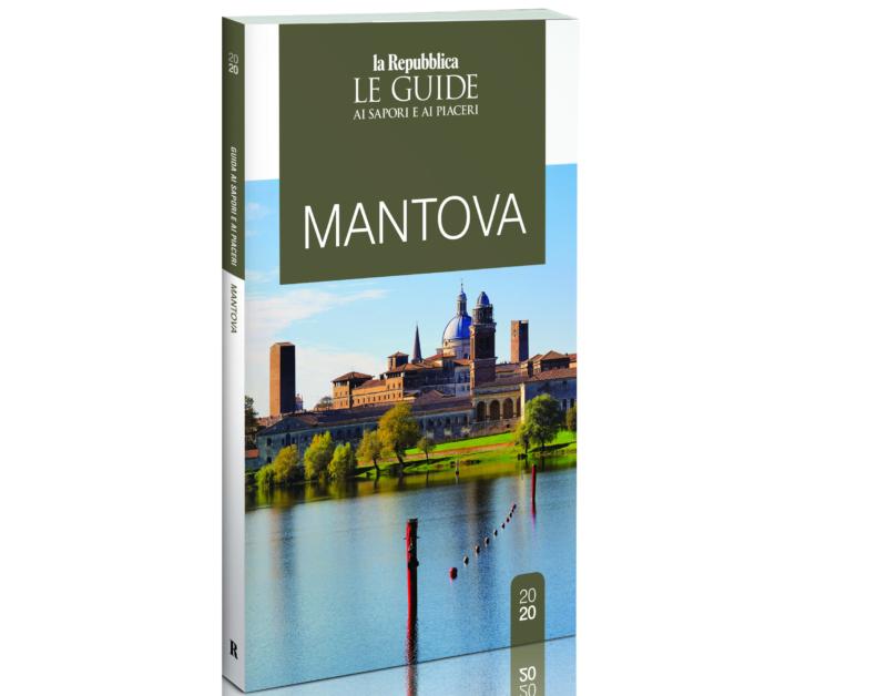 E' in edicola la nuova Guida ai Sapori e ai Piaceri di Repubblica, dedicata a Mantova