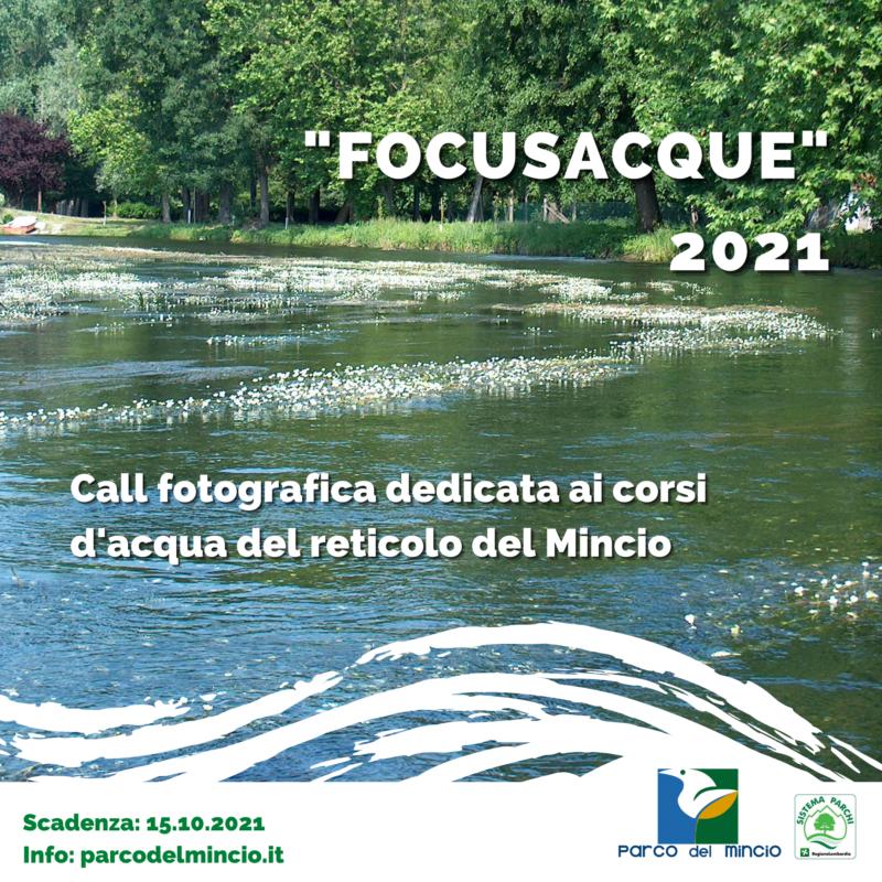 Il Parco del Mincio lancia la call fotografica dedicata ai corsi d'acqua