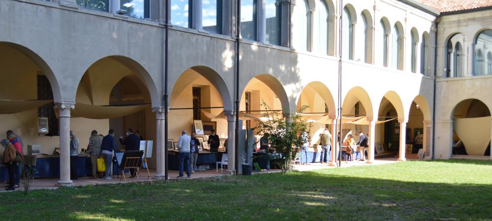 Mantova Libri Mappe Stampe, la prima mostra mercato dedicata alla carta antica in Italia